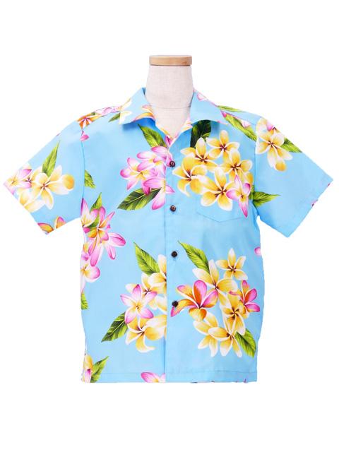f380aa230 Hawaiian Shirt Boys / Blue / Gc102bl-hulaohana