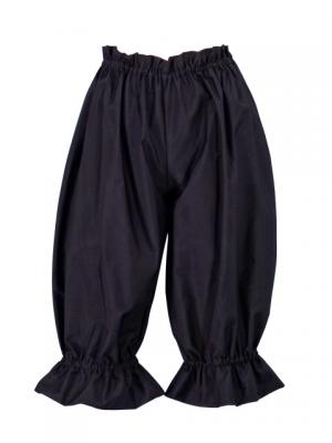 Hula Under Pants / Black / G1667b